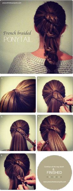 17 Beautiful Braided Tutorials For The Warm Spring Days
