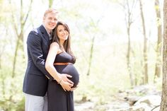 Maryland and Virginia Maternity Photographer - Anna Grace Photography - Great Falls Park Maternity Session