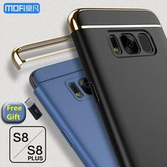 S8 plus case for samsung s8 case cover s8+ galaxy s8 plus case MOFi original 3 in 1 back cover hard luxury capa coque funda gold     Tag a friend who would love this!     FREE Shipping Worldwide     {Get it here ---> https://swixelectronics.com/product/s8-plus-case-for-samsung-s8-case-cover-s8-galaxy-s8-plus-case-mofi-original-3-in-1-back-cover-hard-luxury-capa-coque-funda-gold/ | Buy one here---> WWW.swixelectronics.com
