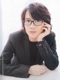 UNION — kamikiism:   Kamiki Ryunosuke in J Movie Magazine...