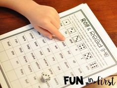 Fun in First Grade