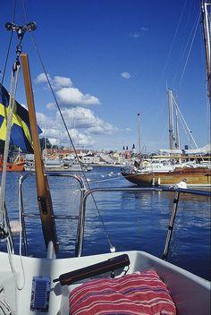 Visby, Gotland gasthamn