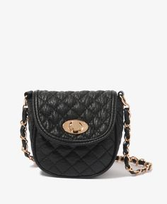 Quilted Crossbody   $17.80