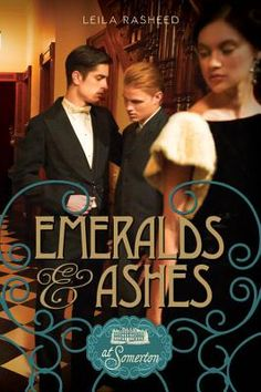 Emeralds & Ashes by Leila Rashad. January release