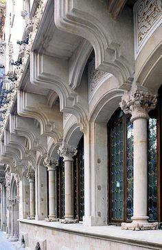Barcelona - Pg. St. Joan 108 e1 a by Arnim Schulz, via Flickr