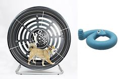 GoPet TreadWheel For Small Dogs with Blue Springy Snake Toy Exercise your dog indoors or out with a GoPet Dog-Powered TreadWheel. Gone are the days where Read more http://dogpoundspot.com/dog-luxury-store-1036/ Visit http://dogpoundspot.com for more dog review products