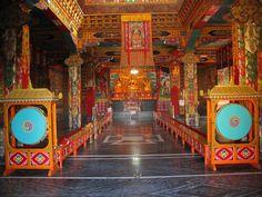Dip Thekchen Choeling Monastery