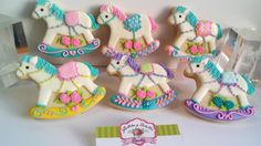 Rocking Horse Cookies   Cookie Connection