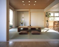 和室|注文住宅のアキュラホーム Modern Japanese Interior, Japanese Interior Design, Japanese Home Decor, Japanese Modern, Japanese Bedroom, Japanese House, Japanese Design, Home Interior Design, Japanese Architecture