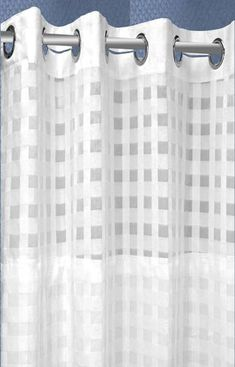 hookless shower curtain walmart | hookless shower curtain