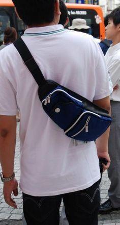 japanese men's trendy bags - fashion in japan | Man Bags I Like ...