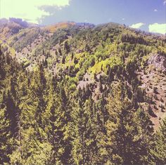 Photo by Susie Garrett, Aspen's Ajax Mountain