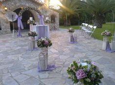 Ευθυμίου Flowers - Στολισμός Γάμου Εκκλησίας