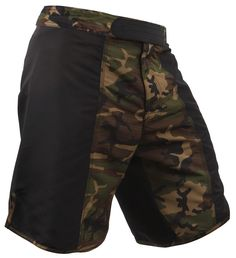 MMA Style Fighting Shorts