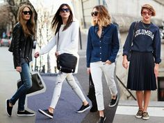 Trend to Try: Chic Sneaks - Tracy Varga Group   Tracy Varga Group