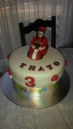 Cake of Mario