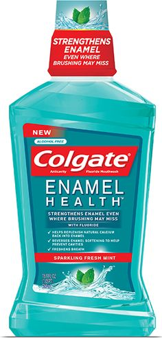 I'm a fan of Colgate products so this was a nobrainer. Plus, my dentist will be proud that I'm using a great mouthwash every morning.