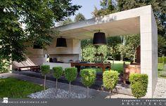 Projekt ogrodu dla znanej projektantki mody. - zdjęcie od Lengiewicz-Charkiewicz Architekci - Ogród - Styl Nowoczesny - Lengiewicz-Charkiewicz Architekci