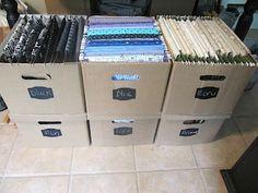 Sew Many Ways...: Organizing Fabric...Filing Update