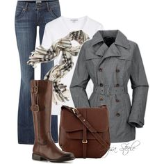 Clouded Over by orysa on Polyvore