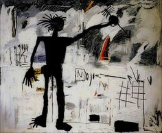 Jean-Michel Basquiat (1960-1988, USA) | Self-Portrait, 1982