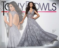 Tony Bowls Style TB11776 - prom, pageant, formal social occasion dresses #ipaprom