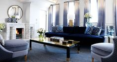Learn from prestiguous interior designer David Collins on how to master the 1920s Art Deco interior design look.
