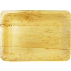 Disposable Bamboo Party and Serving Trays by Bamboo Studio - BuyGreen.com