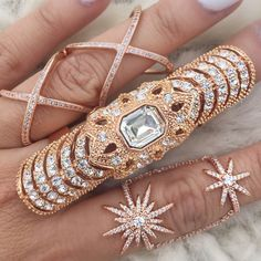 ac776aebe28 jewels gold diamonds jewlry ring nails accessories jewelry knuckle ring  rings and tings gold ring
