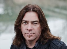 Alan Doyle- lead singer of Great Big Sea, band from Newfoundland, Canada - my favourite band - I love Alan's voice and charisma!