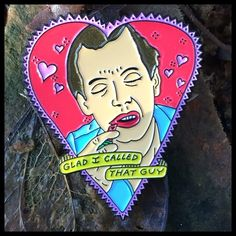 Order this soft enamel pin and I'll cross you off my people to kill list.