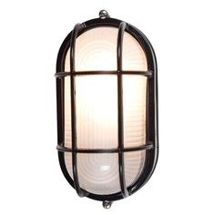 Access Lighting 20290 Single Light Outdoor Wall Sconce from the Nauticus Collect Black / Frosted Outdoor Lighting Wall Sconces Outdoor Wall Sconces Modern Outdoor Wall Lighting, Black Outdoor Wall Lights, Outdoor Wall Sconce, Outdoor Walls, Black Wall Sconce, Wall Sconces, 5 W, Exterior Lighting, Black Glass