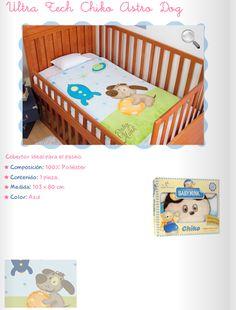 Ultra Tech Chiko Astro Dog/ Cobertor ideal para el paseo/ 100 poliéster/ Azul