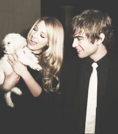 love couple cute like photo puppy follow back Gossip Girl Serena van der Woodsen Blake Lively image gg great nate archibald chace crawford Serenate Serena and Nate nate and serena nathaniel archibald nerena blake and chase