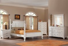 roundhill furniture laveno 012 white wood bedroom furniture set includes queen bed dresser mirror and 2 night stands bel furniture