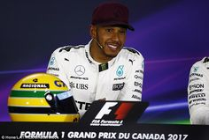 Hamilton admits even in a Monaco apartment he will find space for the crash helmet...
