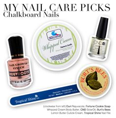 # my # nail care- Meine Hand- und Nagelpflege My hand an . Nail Care Routine, Nail Care Tips, Nail Tips, Nail Ideas, Amy Howard, Nail Picking, Uñas Diy, Chalkboard Nails, Cream Nails
