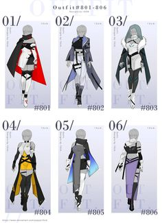 Clothing Sketches, Dress Sketches, Anime Drawings Sketches, Futuristic Outfits, Character Inspired Outfits, Hero Costumes, Cute Art Styles, Fashion Design Drawings, Fantasy Costumes