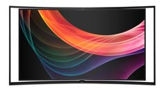 55 inch curved OLED Samsung TV