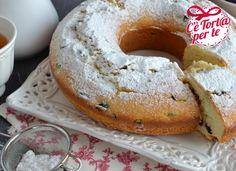 #Ciambella mascarpone e amarene: gusto, bontà e semplicità!  Clicca e scopri la ricetta...