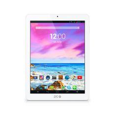 La Tablet SPC GLOW 9.7 3G es una tablet de diseño extrafino con 3G y una impresionante pantalla antiarañazos IPS. Alta calidad de resolución. Precio 159,70€