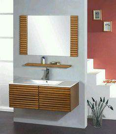 Bamboo Bathroom Vanity pinkseniia mochalkina on Ремонт   pinterest