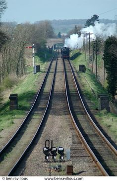 Great Central Railway, running from Loughbotough to Leicester via Quorn & Woodhouse and Rothley