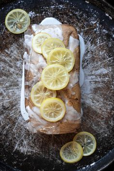 gluten-free vanilla cardamom pound cake