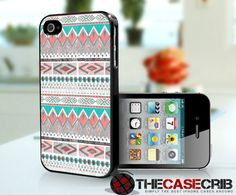 Native American Tribal Design Pattern iPhone 4 or by TheCaseCrib, $15.99