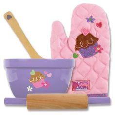 Cute idea for prize. Amazon.com: Stephen Joseph Cook Set, Cupcake: $19.90