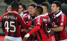 Chievo 0 - 1 Milan, 03-31-2013