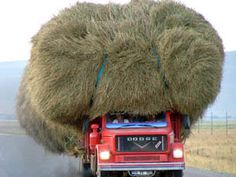 top-heavy trucks and other funny photos in this photo essay-blog post about trucks in #Turkey