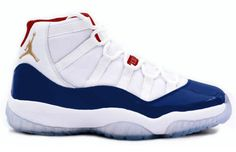 "What if:  Air Jordan 11 ""Olympics""  These are awesome.  Beautiful!"