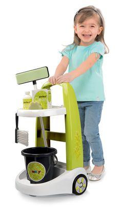 Upratovací vozík pre deti Clean je moderná a praktická hračka z dielne francúzskeho výrobcu #Smoby, vhodná pre deti od 3 rokov. Child Love, Home Appliances, Cleaning, Children, House Appliances, Kids, Appliances, Home Cleaning, Child